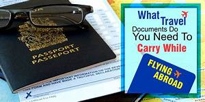 fly deal fare blog travel with ease With documents you need to travel