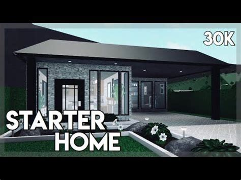 bloxburg  gamepass home  youtube modern family house luxury house plans home