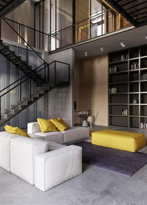 déco style industriel d 233 co style industriel dans un appartement 233 l 233 gant