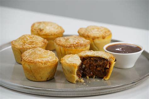 vegemite beef pies recipes deliciouscomau