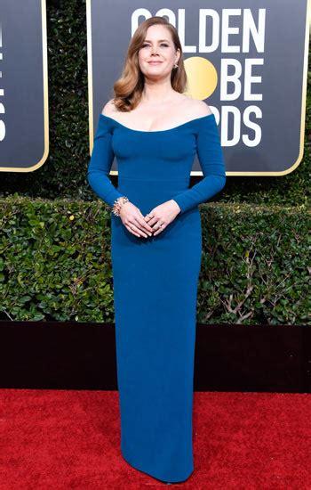 Amy adams awards hbo's golden globe awards. El criticado look de Amy Adams en los Golden Globes 2019