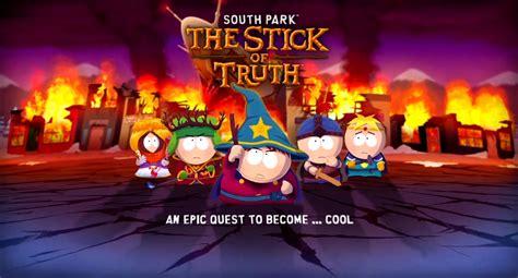 stick ps2 pc south park the stick of pc jeux torrents