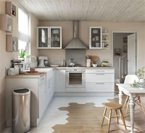 cuisine a 10000 euros cuisine ouverte 15 modèles de cuisiniste fils tuile et