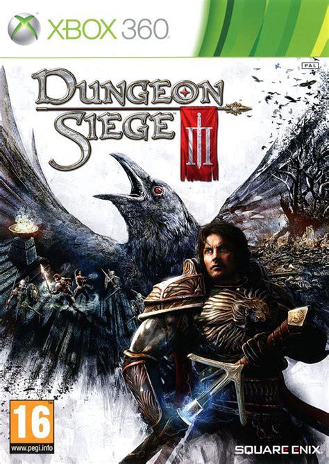 dungeon siege 3 xbox 360 dungeon siege iii sur xbox 360 jeuxvideo com