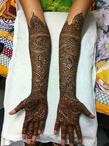 Muslim Bridal Mehndi Designs For Full Hands 2017