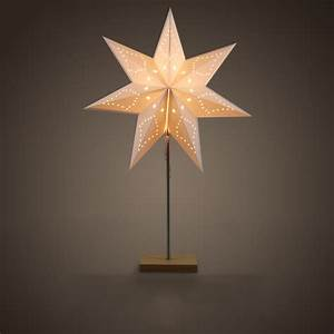 Paper star lamp - 16 ways to give unusual feelings to your