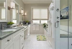Plan De Travail Salle De Bain : salle de bain plan de travail de salle de bain classique ~ Premium-room.com Idées de Décoration