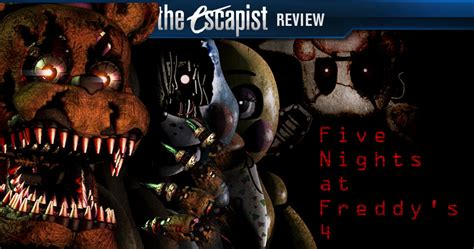 Five Nights At Freddy's 4 Review  Worth Playing  Reviews