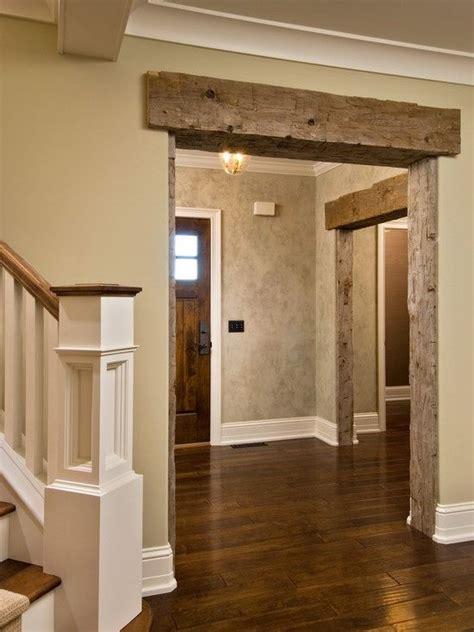 barnwood design love  idea  lining  doorways