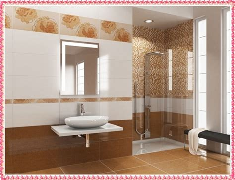 Tile Combinations For Small Bathrooms by 24 Beautiful Bathroom Wall Design Ideas For Your