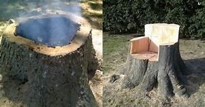 Baumstumpf Verrotten Beschleunigen : 14 ideen um baumst mpfe im garten zu gestalten ~ Watch28wear.com Haus und Dekorationen