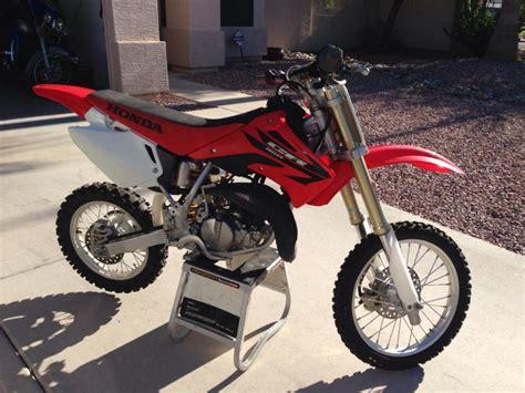 honda motocross bikes for sale 2006 honda cr series 85r dirt bike for sale on 2040motos