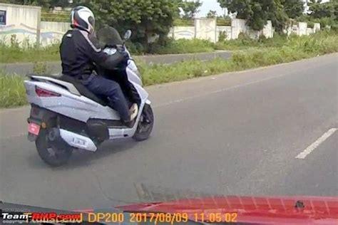Zafferano 250 Image by Quarter Litre Benelli Zafferano 250 Scooter Spied In India