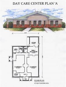 day care center plan a preschool blueprints pinterest With builders floor center