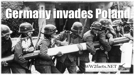 world war 2 germany invades poland quotes