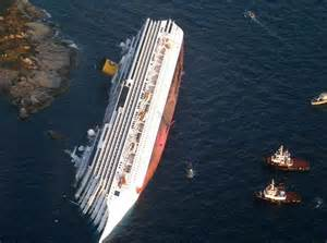 five big facts about the italian cruise disaster photo