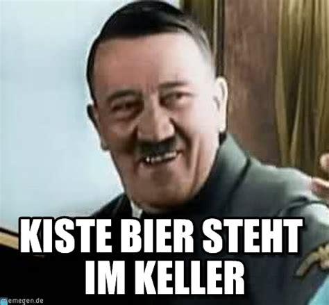 Meme Deutsch - kiste bier steht im keller hitler riendo meme en memegen