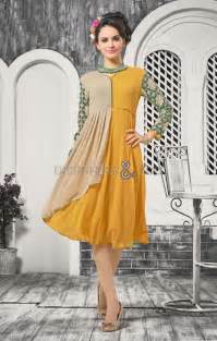 designer news designer wear kurti for to celebrate the new year