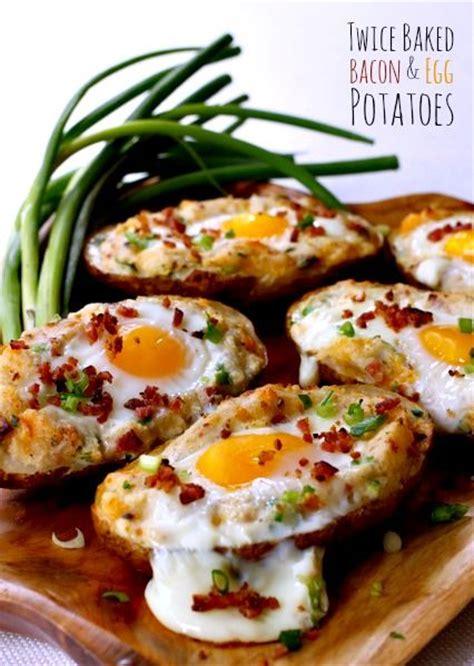 baked breakfast recipes 25 best ideas about twice baked potatoes on pinterest easy twice baked potatoes baked