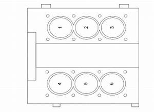 I Need To Know The Cylinder Layout For A 2009 Ford Flex With The 3 5 L Engine  I Am Getting A