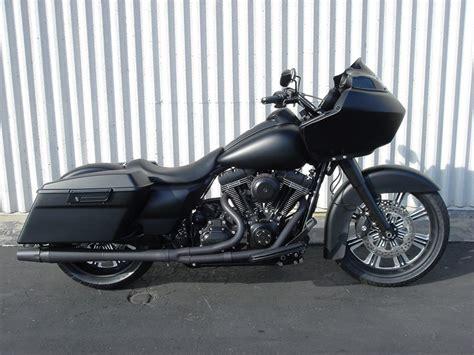 2009 harley davidson 174 fltr road glide 174 black denim westmont illinois 367441 chopperexchange