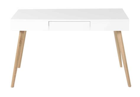 bureau style scandinave bureau mykaz mobilier