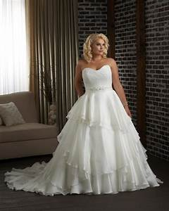 elegant collection of plus size ball gown wedding dresses With plus size ball gown wedding dresses