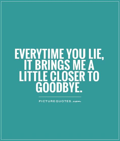 lies quotes lies sayings lies picture quotes