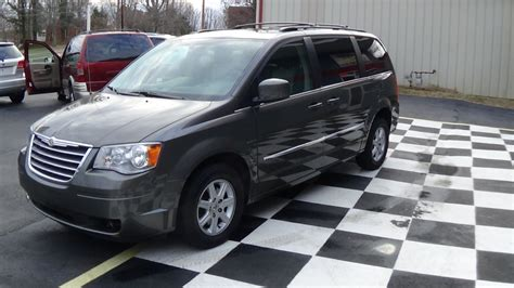 chrysler town country touring buffyscarscom