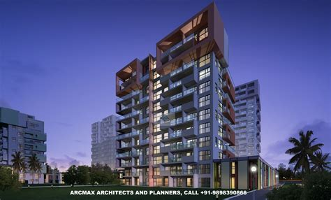 top architectural firms  hyderabad  highrise township