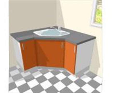 l 39 évier en angle dans votre cuisine schéma d 39 evier dans