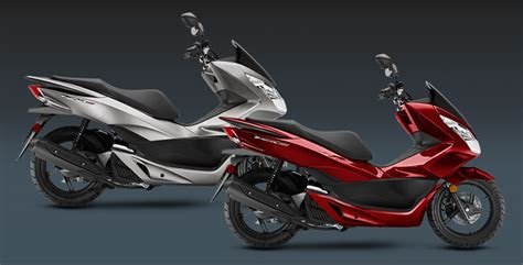 New 2016 Honda Pcx®150 Scooters In Des Plaines, Il