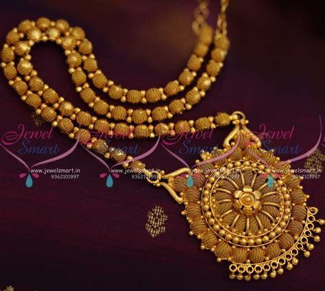 nl8426 inches emboss design simple gold plated haram necklace collections
