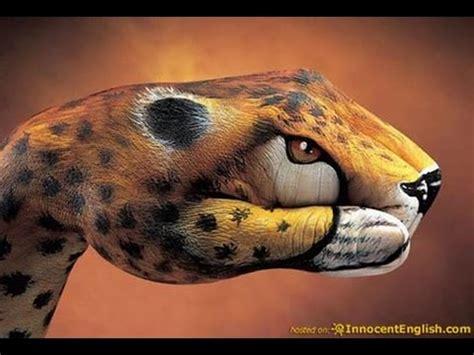 draw amazing animal art cheetah  hand youtube