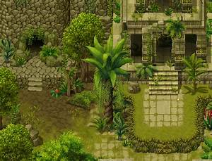 Ancient Dungeons: Jungle RPG Maker Create Your Own Game!