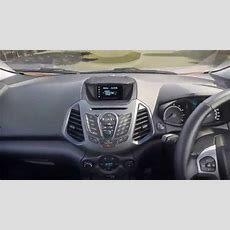 2015 Ford Ecosport  Interior (hd Video) Youtube