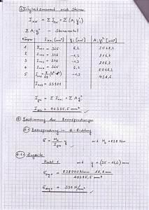 Trägheitsmomente Berechnen : arbeiten mit mathcad wissenstransfer anlagen und ~ Themetempest.com Abrechnung