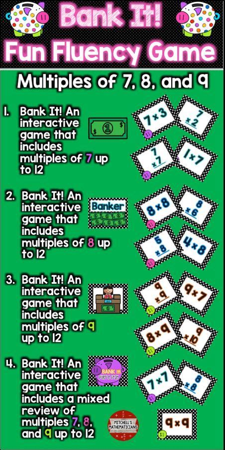 multiplication tables interactive games multiplication fact fluency 7 8 9 and mixed to 12
