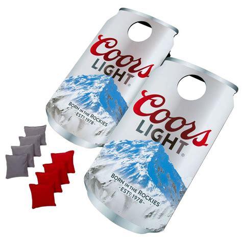 Trademark Games Coors Light Can Bean Bag Toss