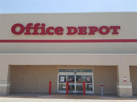 Office Supplies Pasadena by Office Depot 589 San Angelo Tx 76904