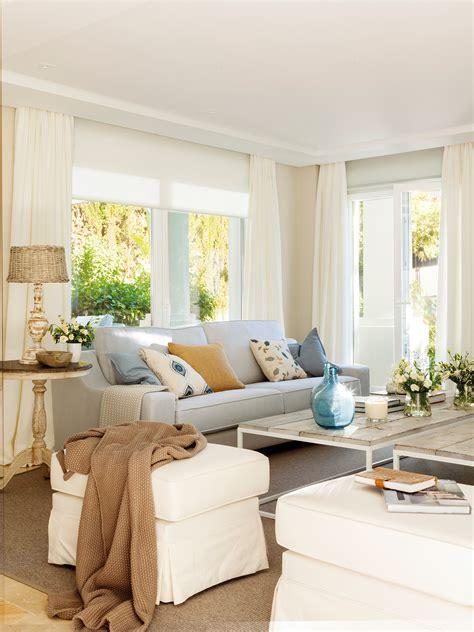 sentarse  guardar living muebles blanco