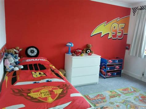 Cars Bedroom Ideas by Best 25 Lightning Mcqueen Ideas On Lightning