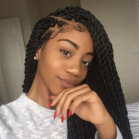 Twist And Braid Hairstyles by 50 Beautiful Ways To Wear Twist Braids For All Hair