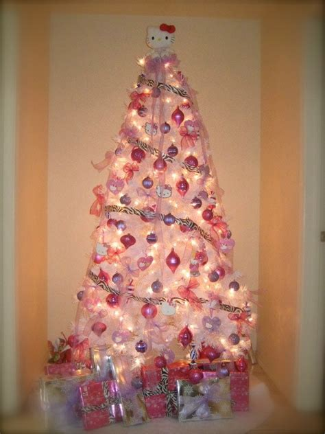 hello kitty christmas tree pictures photos and images for facebook tumblr pinterest and twitter