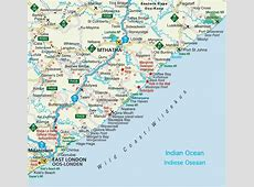 Map Of Qunu Transkei South Africa Pictures to Pin on
