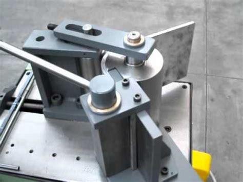 memoli tube pipe bending machine etm  youtube
