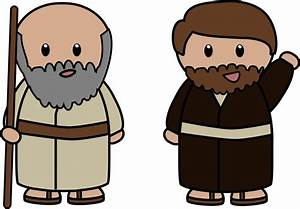 Bible character face man clipart - BBCpersian7 collections