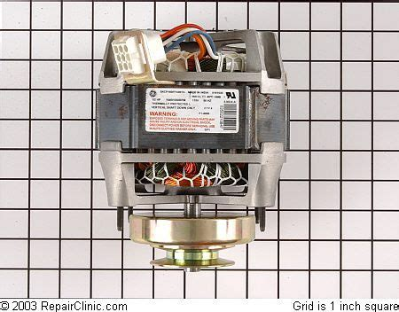 ge top loading washer wcse3100a motor click fix a haiku