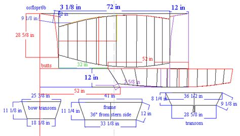 Flat Bottom Boat Dimensions by 8 Foot John Boat Bing Images