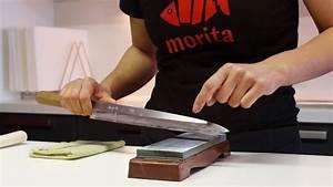 Messer Schärfen Anleitung : traditionelle japanische messer schleifen youtube ~ Frokenaadalensverden.com Haus und Dekorationen